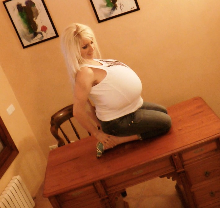 Brand New Big Tits Movie - The Desk