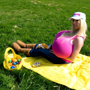 Happy Easter Tits 48